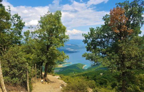 Şahinkaya Kanyonu'nu ararken geçtiğimiz harika manzaralar