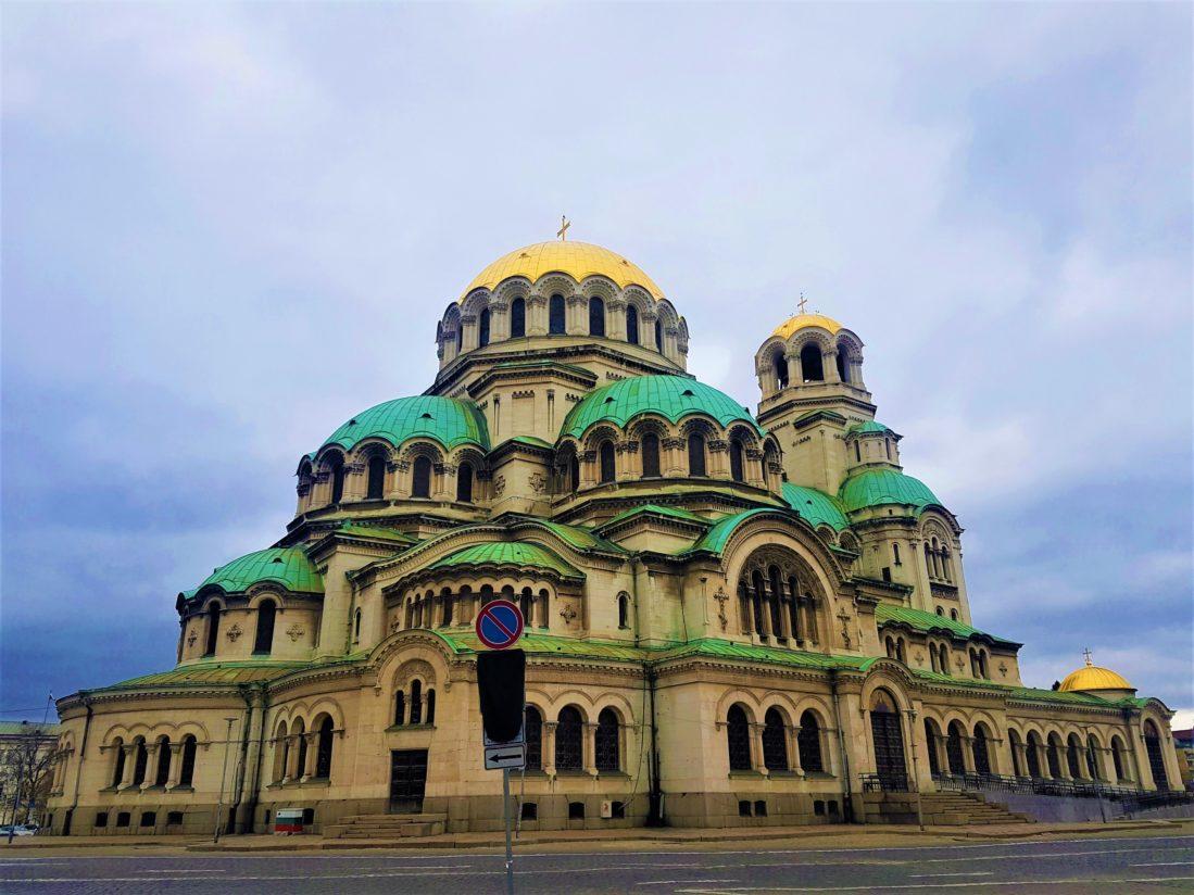 Alexander Nevsky Katedrali, Sofya