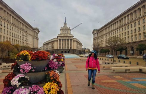 Sofya Parlamento