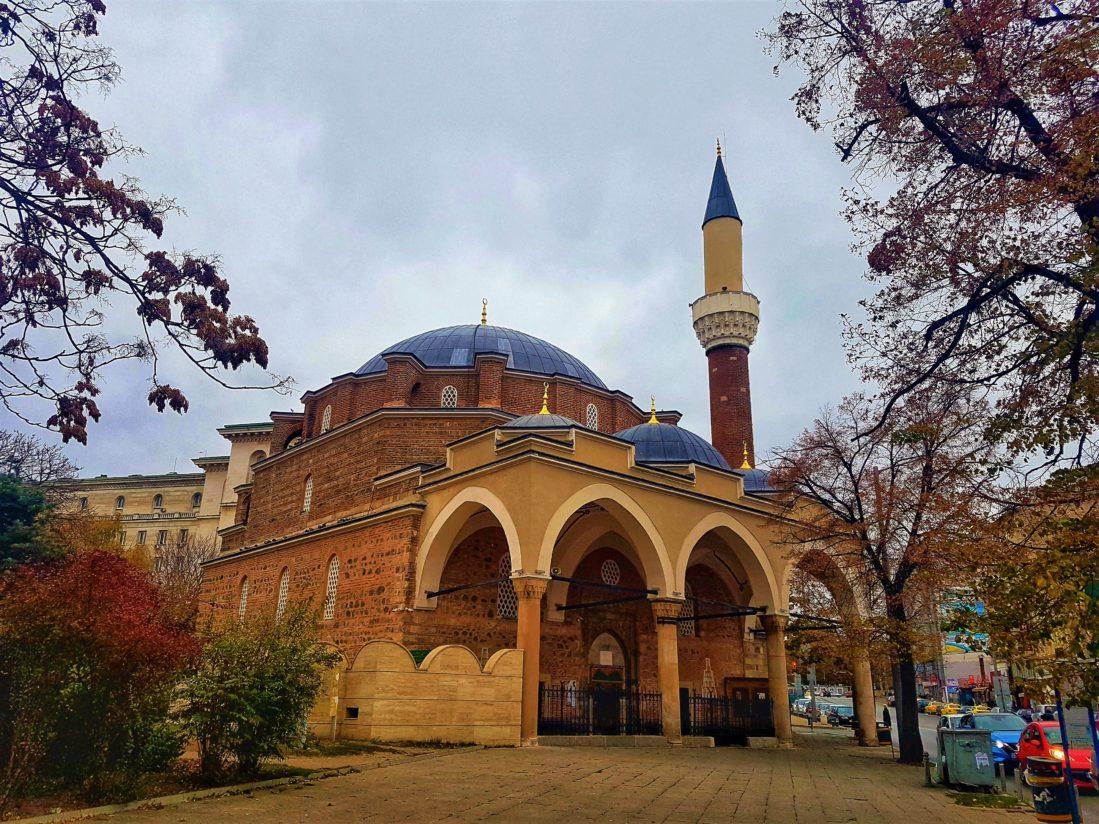 Banyabaşı Kara) Cami