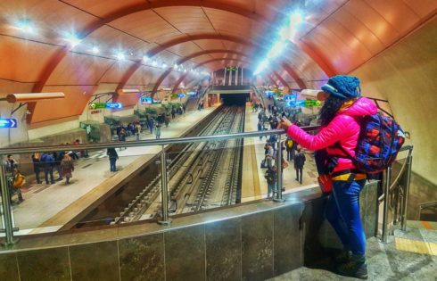 Sofya Metrosu