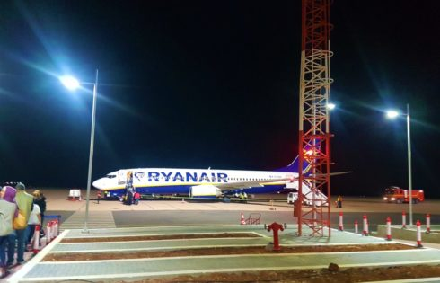 Rynair Akabe Havaalanı