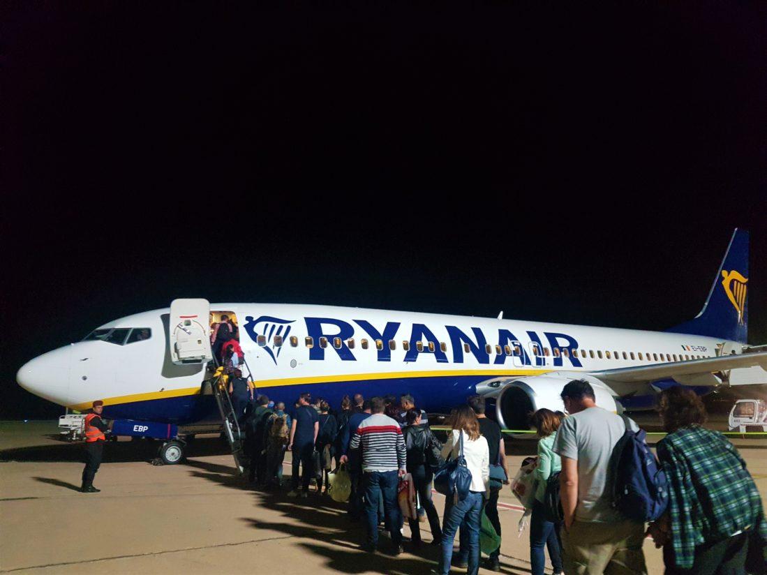 Ryanair Akabe Havaalanı
