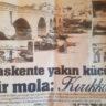 Kırıkkale İl Gazetesi'nde Yerel Basındaydım