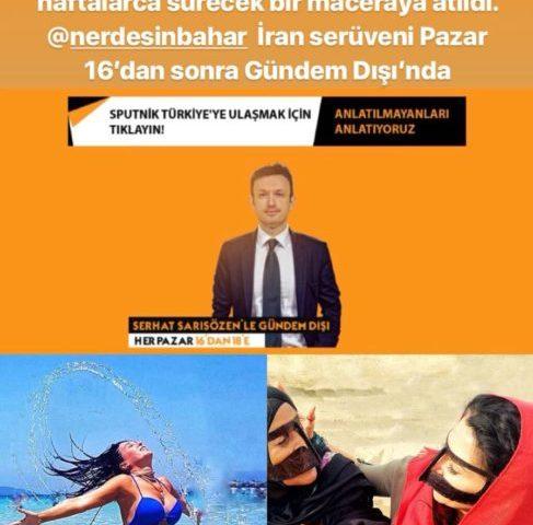 Sputnik Radyo Konuğuyum, Konumuz İran