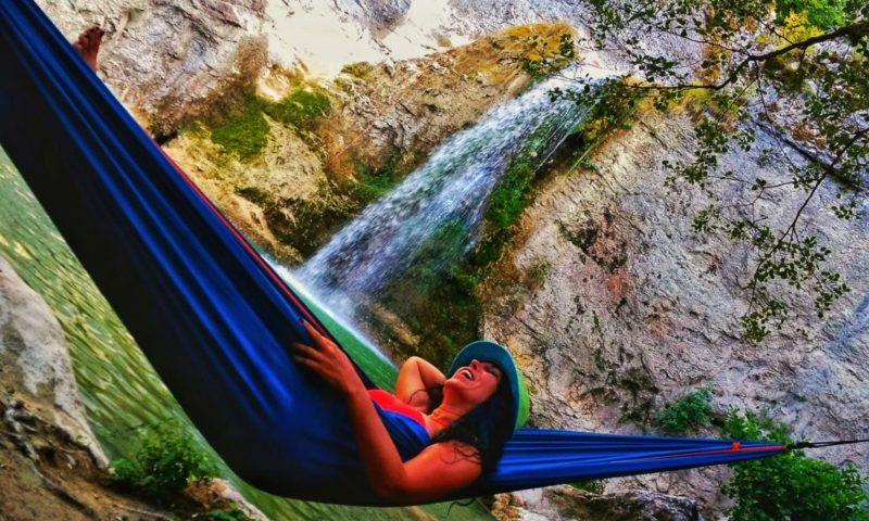 Kastamonu'nun Yeşil Cenneti Ilıca Şelalesi