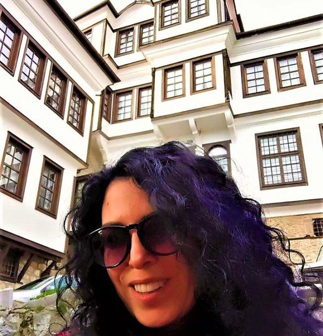 Ohrid müze ev