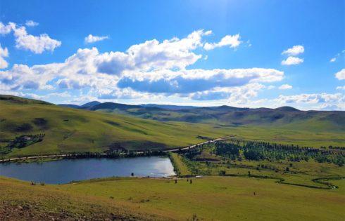 Perşembe Yaylası, Karga Tepesi'nden manzara