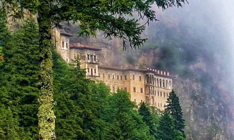 Sümela Manastırı Sonunda Kapılarını Açıyor
