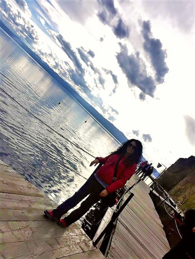 Ohrid Gölü