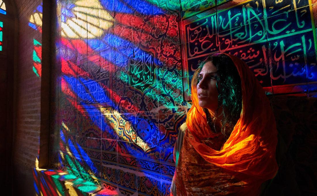 Şiraz Işıklı Cami