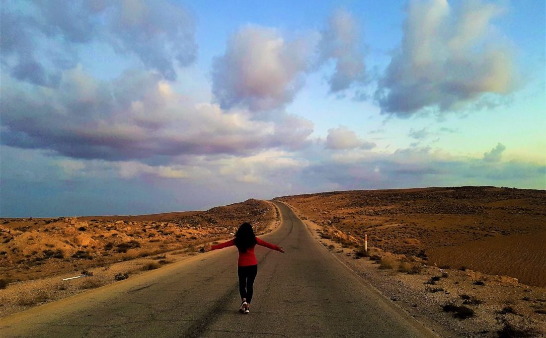 Petra yolu