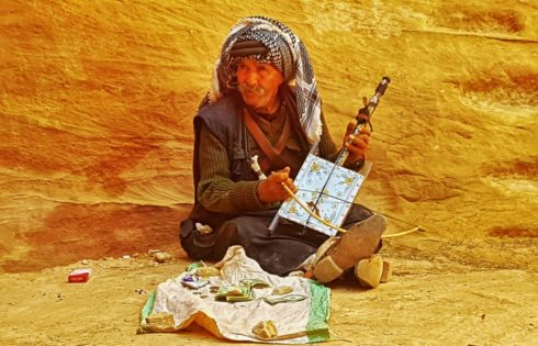 The Siq Yolu otantik müzik yapan amcalar