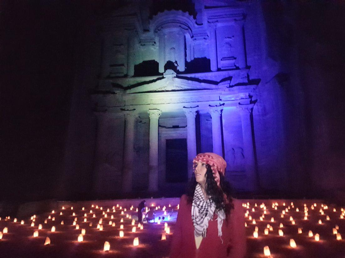 Petra Candle Light için hazırım