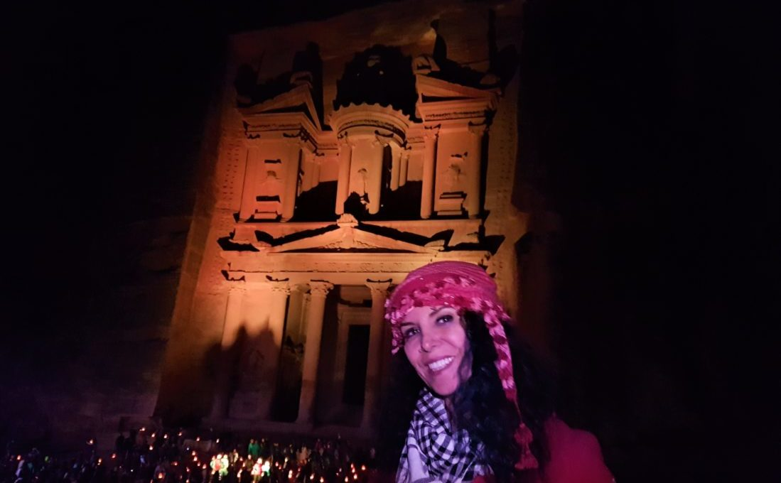 Petra, Candle Light