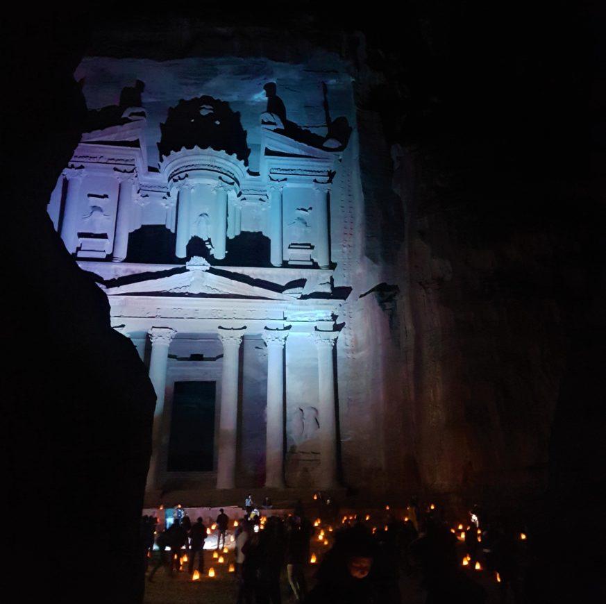 Petra, Son bakış son veda