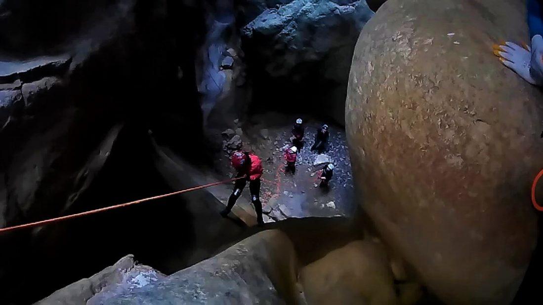 Sarpdere Kuru Kanyonu
