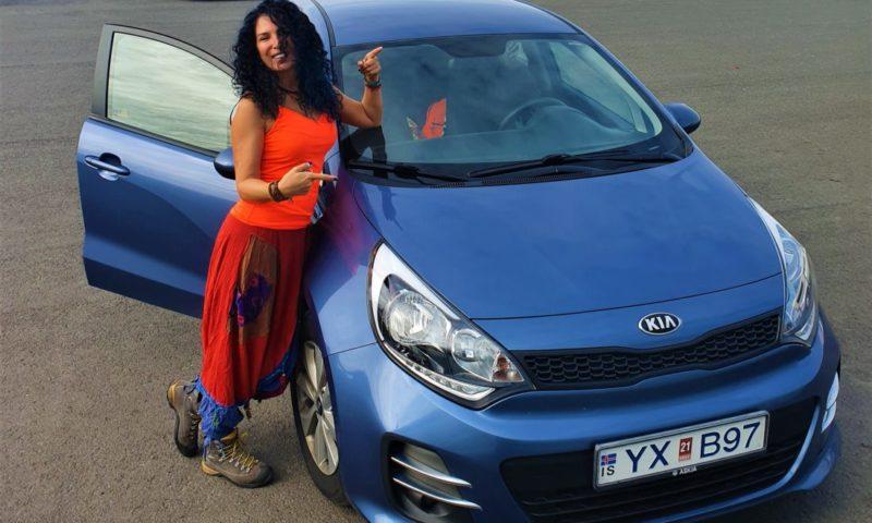 İzlanda'da Araba Kiralayabilmek